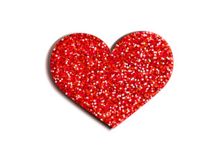 Glitter - Herz