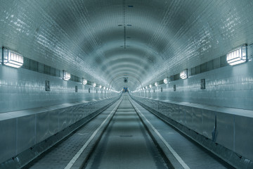 Hamburg Elb Tunnel