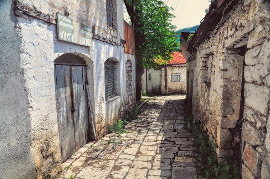 Street in Karabakh