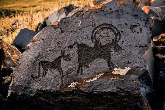 Ancient pictogram
