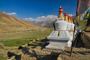 Nepalese settlement