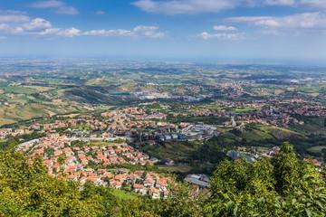 view of Republic San Marino
