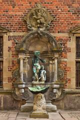 Innenhof Schloss Frederiksborg 3