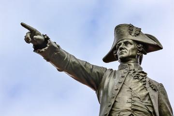 Rochambeau Statue Lafayette Park Washington DC