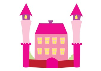 zamek,pałac