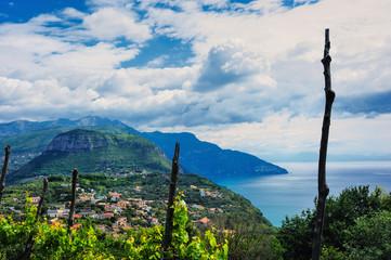 Rural Amalfi coast