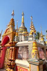 Wat Chiangman temple in Chiang Mai, Thailand