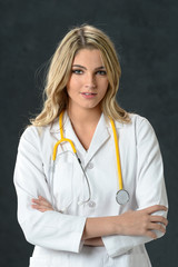 Young Nurse or Doctor