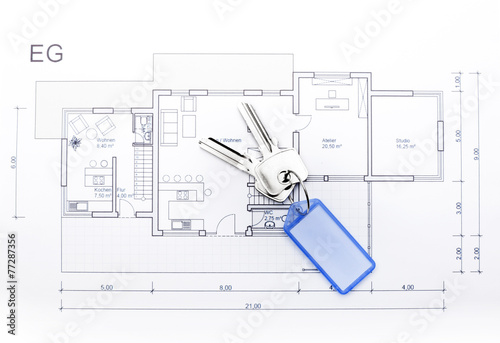 schl sselfertig bauen stockfotos und lizenzfreie bilder auf bild 77287356. Black Bedroom Furniture Sets. Home Design Ideas