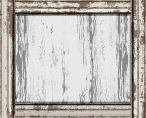 Frame Wood Texture . vector illustration