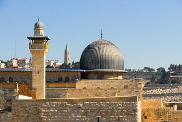 Al Aqsa Mosque, Jerusalem