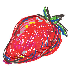The Art Strawberry