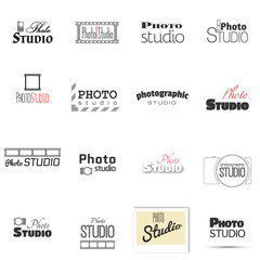 Photo Studio for label name
