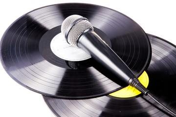 Schallplattenaufnahme