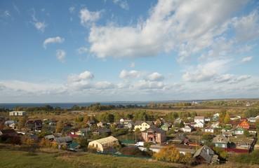 Town Pereyaslavl-Zalessky (1152), Yaroslavl Oblast, Russia