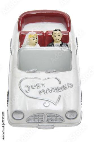 Deko Hochzeitsauto Stock Photo And Royalty Free Images On Fotolia