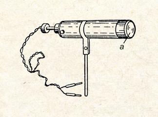 Reuter lamp