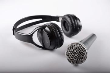 Kopfhörer Mikrophon