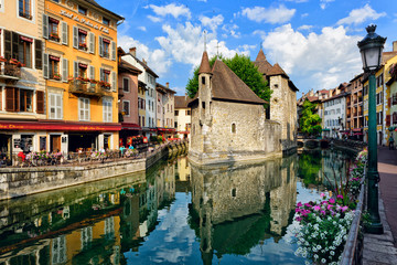 Annecy Wall mural