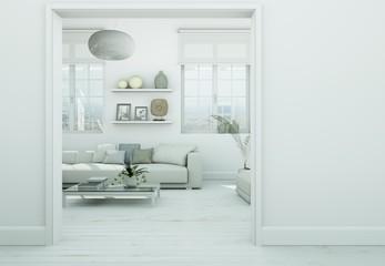 helle Wohnung Interieur Design
