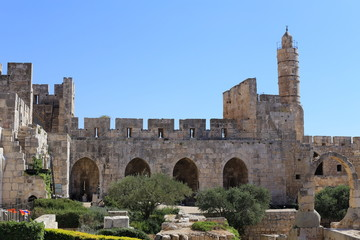 Jerusalem, Tower of David