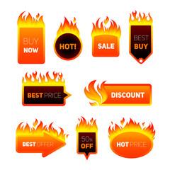 Hot Price Badges