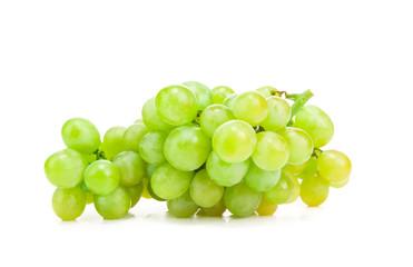 Ripe white grape.