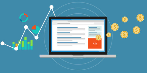 Online advertising pay per click clickjacking