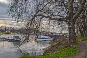 Old Marina scenery