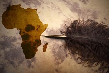 Africa - terra incognita