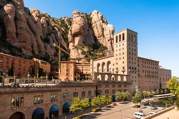 Basilica at Montserrat