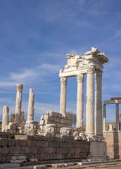 ancient temple of Trajan