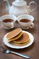 Dorayaki Japanese Traditional Pancake Dessert