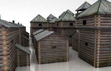 Villaggio Medievale Fantasy Gioco di Ruolo