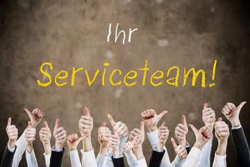 ihr serviceteam