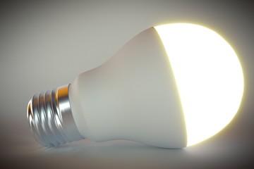 LED Birne Warm