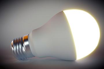 LED Birne Warm 2