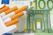 Sigarette con banconota