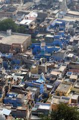 Aerial of Jodhpur, India