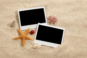 Summer beach concept