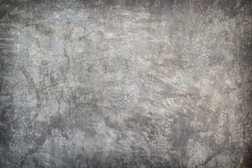 Vintage or grungy gray background of natural cement old texture