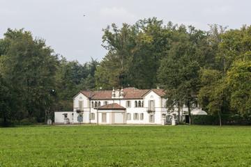 Historic villa in the Monza Park