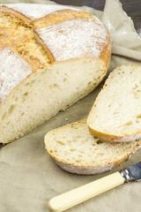 Rustic Soda Bread