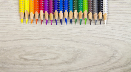Cornice di matite