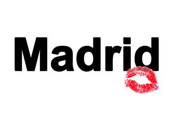 Lieblingsstadt Madrid (favorite city Madrid)
