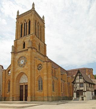 Eglise Saint-Etienne à Roanne