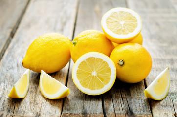lemons Fototapete