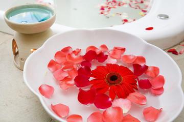 スパ イメージ アジア  spa and flower
