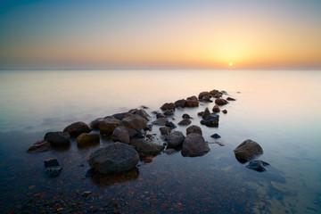 Рассвет красное море гряда Египет