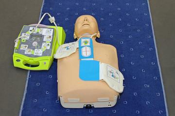 AED mannequin